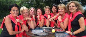 Damen 50 II – Aufstieg in die Verbandsliga