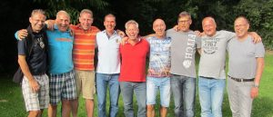 Herren 50 II – Saison 2016 – Aufstieg in die Bezirksliga A