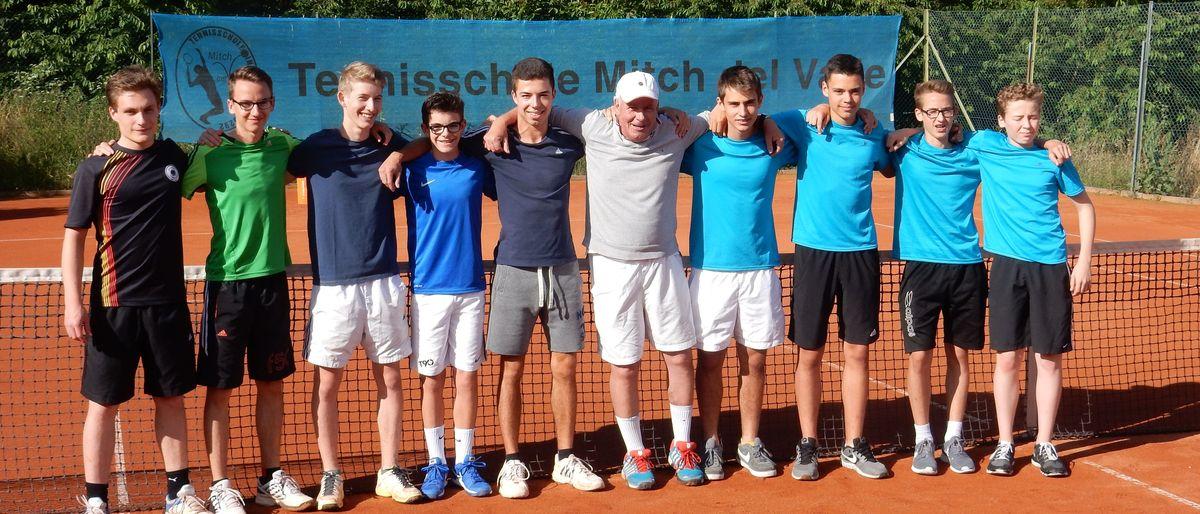 Permalink zu:Junioren U18 I und U18 II – Erster und zweiter in der Kreisliga A