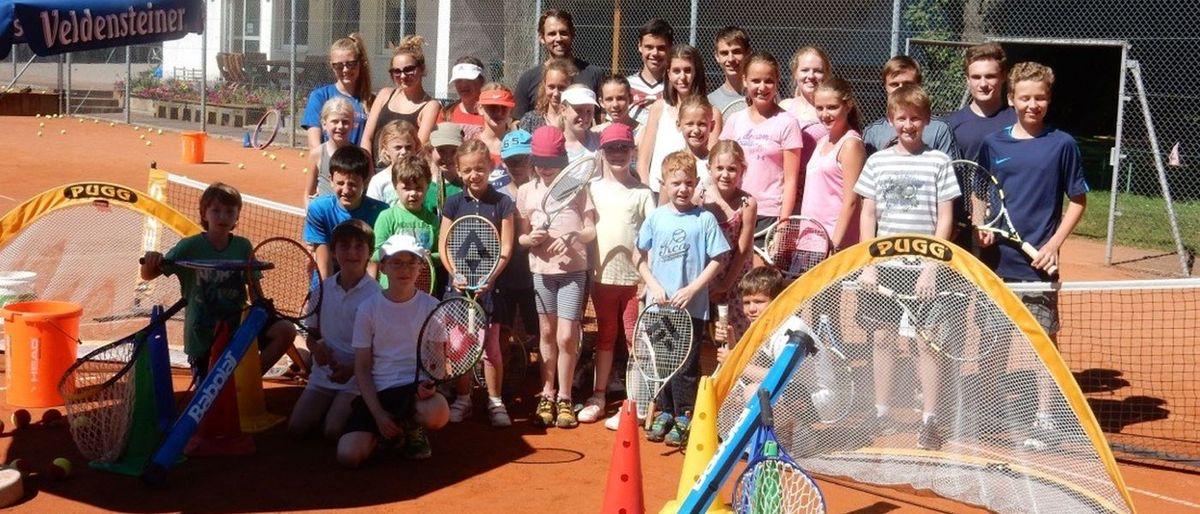 Permalink zu:Tenniscamps in den Sommerferien