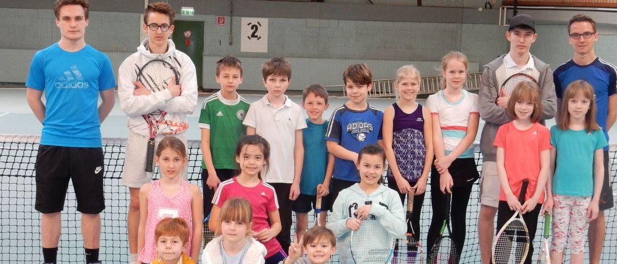 Permalink zu:Match orientiertes Training für Kinder und Jugendliche