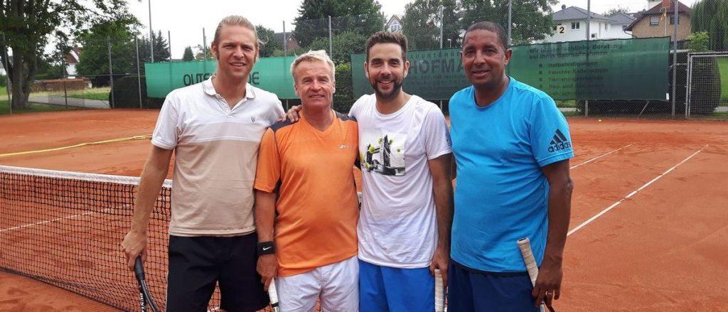 Henry Gekonnt und Hiltrud Prost Cup