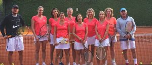 Damen 40 II – Tolle Saison gleich mit Aufstieg!