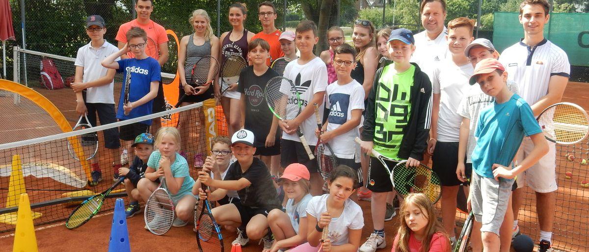 Permalink zu:Der TC Liederbach mit einem umfangreichen Ferienangebot in den Sommerferien