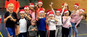 Weihnachtsolympiade und Weihnachtsturnier
