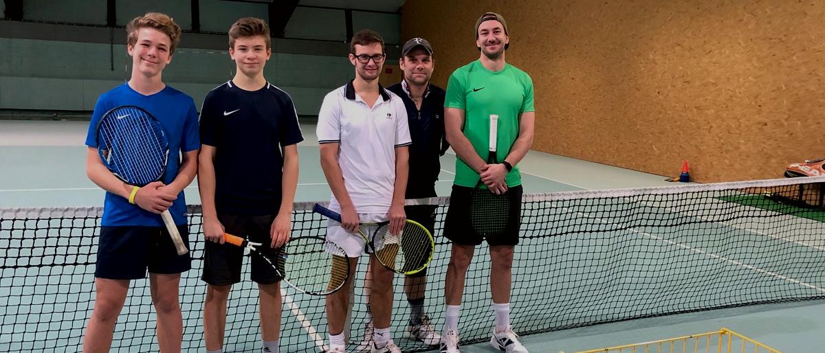 Permalink zu:Neue Förderangebote für junge Tennisbegeisterte