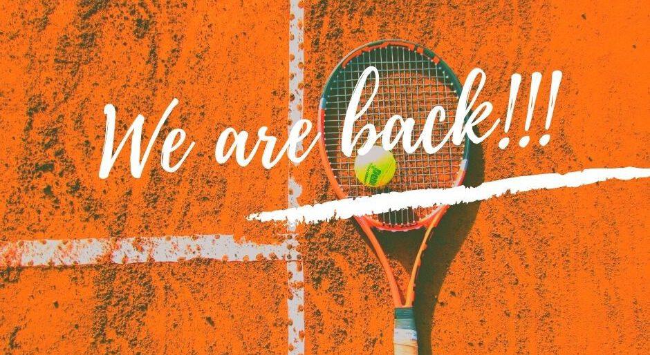 Permalink zu:Wir sind zurück!!!