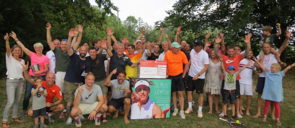 TCL sammelt Rekord-Spendensumme bei Wohltätigkeitsturnier