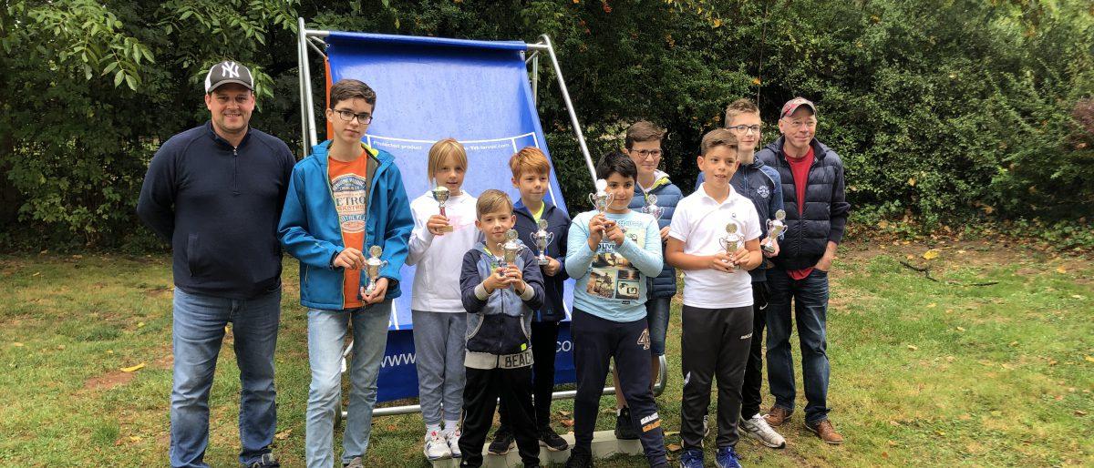 Permalink zu:Die Jugend des TC Liederbach schaut auf eine sehr erfolgreiche Saison zurück