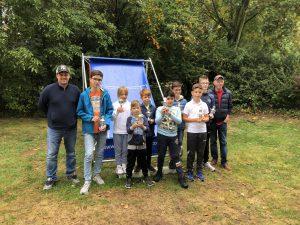 Die Jugend des TC Liederbach schaut auf eine sehr erfolgreiche Saison zurück