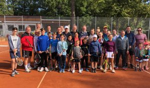1. Familien Doppel Turnier im TC Liederbach